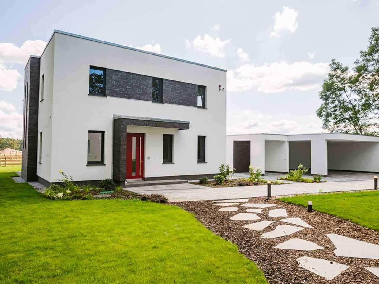 Musterhaus Ludwigsfelde SH 521 - Fuchs Massivhaus