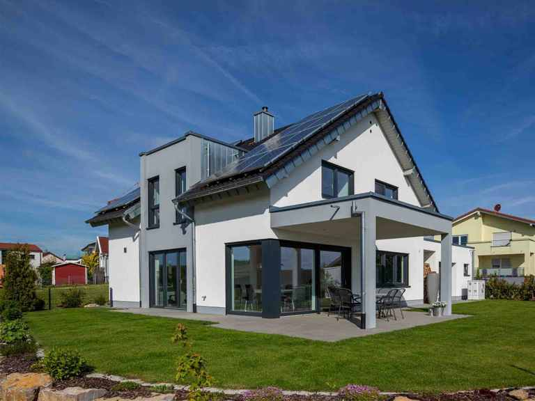 Einfamilienhaus Daume - MHB Stumm Baubetreuung