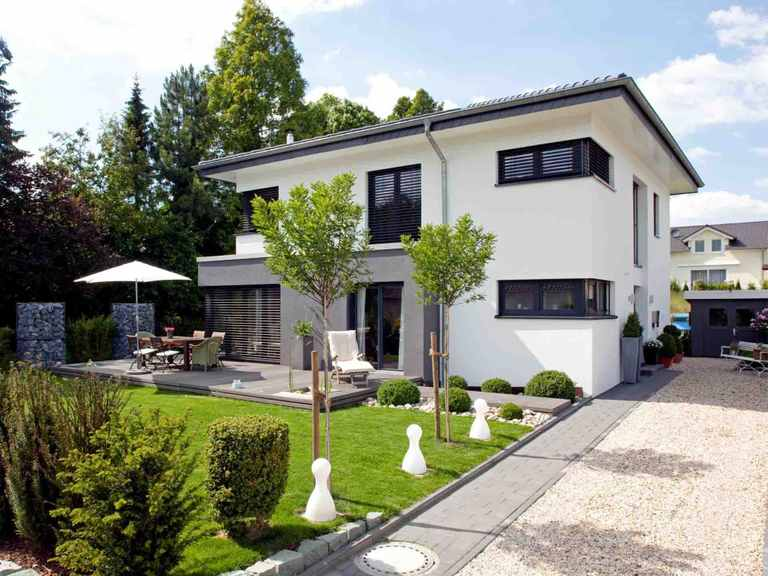 Stadtvilla Freidberger - MHB Stumm Baubetreuung