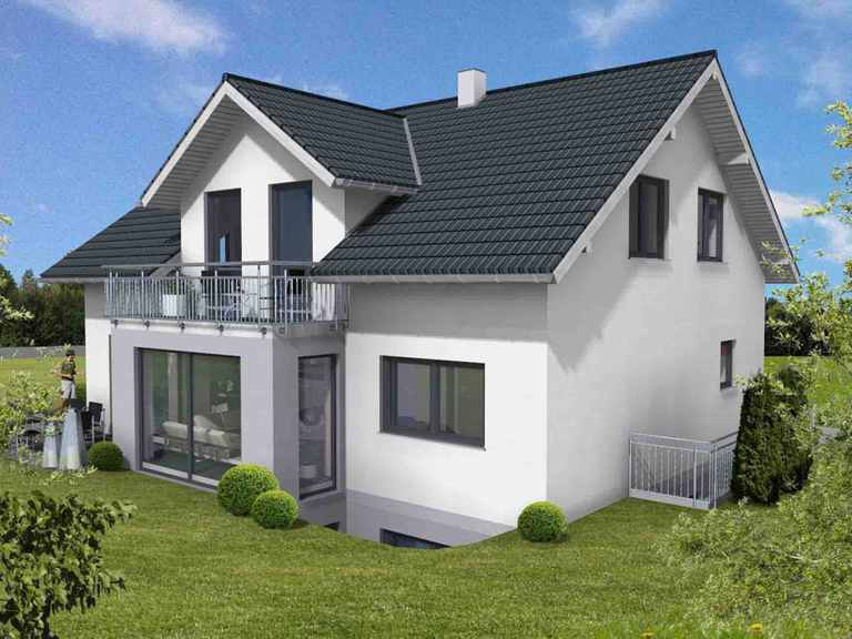 Einfamilienhaus Müller - MHB Stumm Baubetreuung