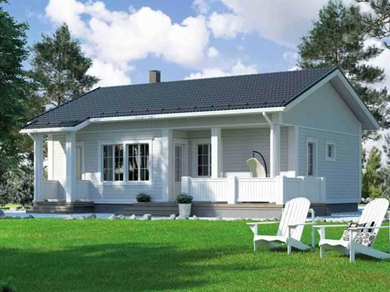 Hausmodell 87 Systemhaus