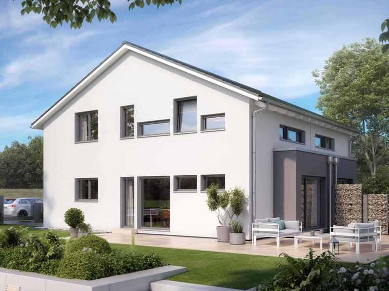 Doppelhaus CELEBRATION 100 V2 - Bien-Zenker