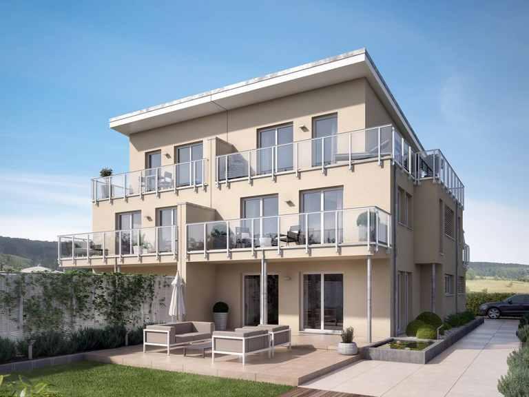 Doppelhaus CELEBRATION 139 V5 XL - Bien Zenker
