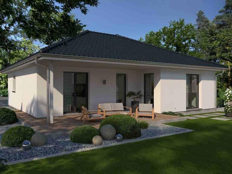 Winkelbungalow 108 - Bauprojektierung Meyer