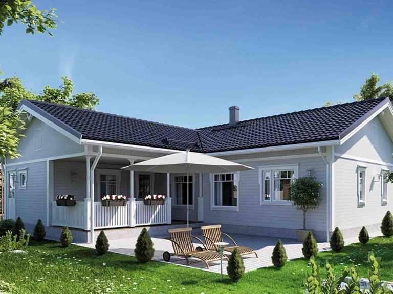 Hausmodell 141 Systemhaus