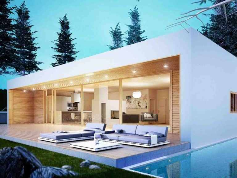 Hausmodell 150 Systemhaus
