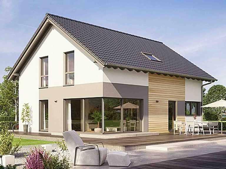 Hausmodell 160 Systemhaus