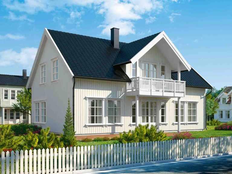 Hausmodell 202 Systemhaus