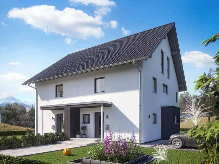 Einfamilienhaus DUO 100 V2 - FingerHaus