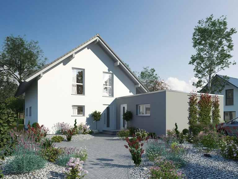 Einfamilienhaus MAXIM 7 - FingerHaus