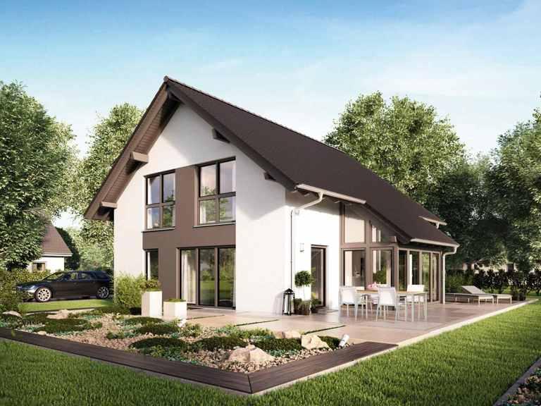 Einfamilienhaus MEDLEY 3.0 410 B S130 - FingerHaus