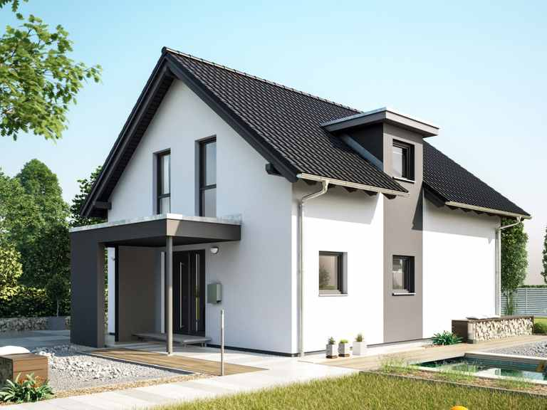 Einfamilienhaus NEO 131 qg1 - FingerHaus