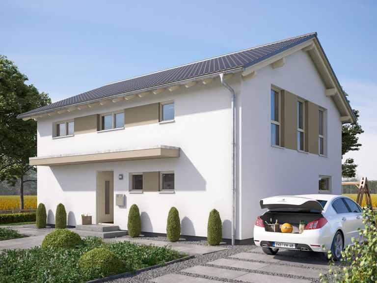 Einfamilienhaus SENTO 504 K S130 - FingerHaus