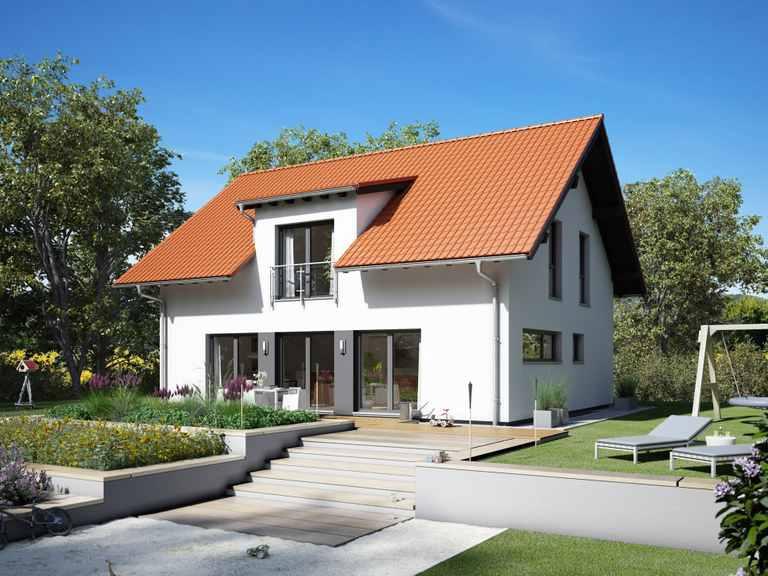 Einfamilienhaus VIO 420 S130 - FingerHaus