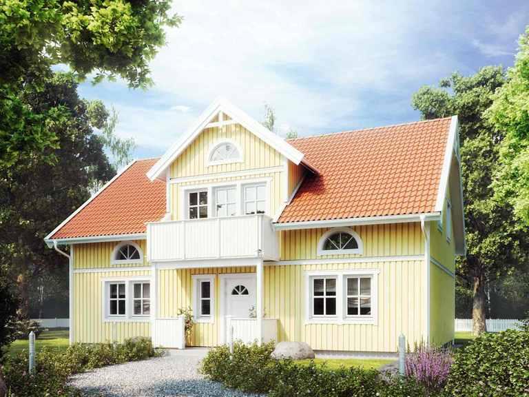 Villa Freja Lindberg - ALADOMO Schwedenhaus