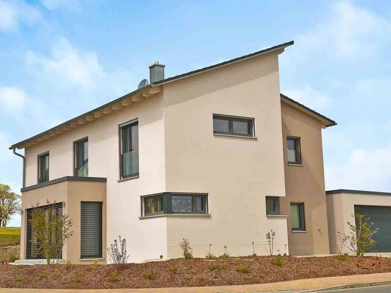 Pultdachhaus 190