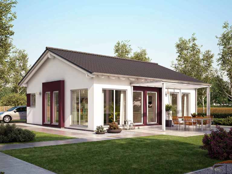 Bungalow SOLUTION 78 V6 - Living Haus