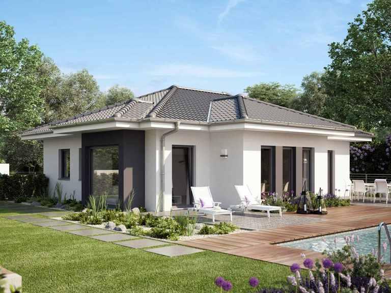Bungalow SOLUTION 87 V5 - Living Haus