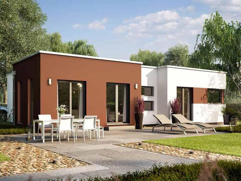 Bungalow SOLUTION 87 V6 - Living Haus
