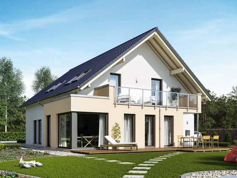 Mehrgenerationenhaus SOLUTION 230 V2 - Living Haus