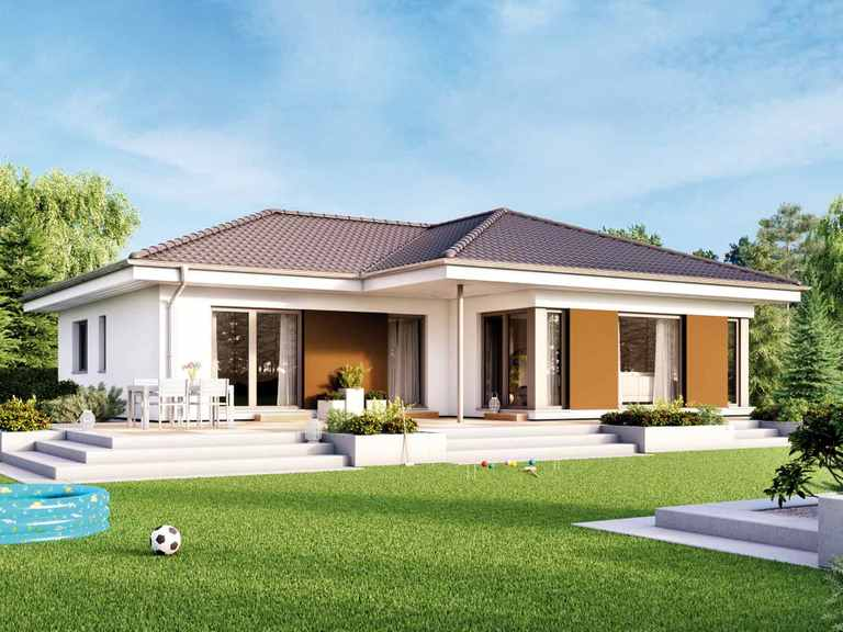 Bungalow SOLUTION 100 V2 - Living Haus