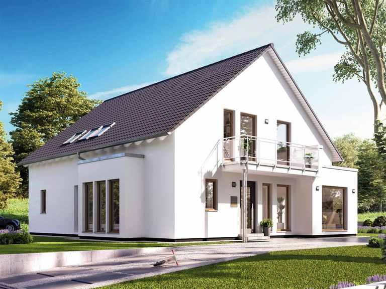 Mehrgenerationenhaus SOLUTION 230 V3 - Living Haus