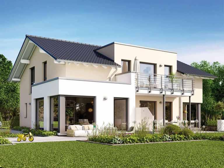Mehrgenerationenhaus SOLUTION 230 V5 - Living Haus