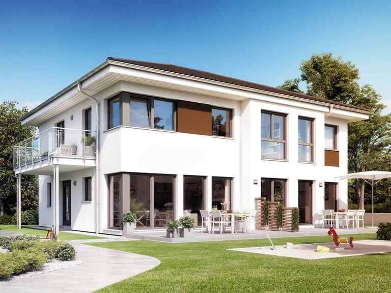Mehrgenerationenhaus SOLUTION 230 V6 - Living Haus