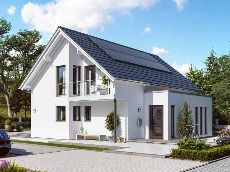Einfamilienhaus SUNSHINE 143 V2 - Living Haus