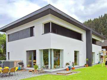 Doppelhaus - WOLF System Haus