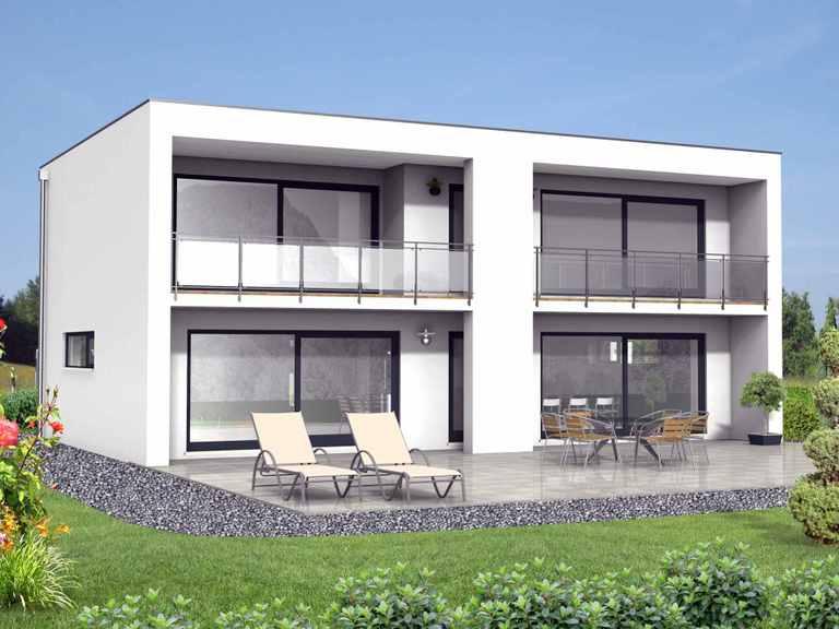 Bauhaus Nassau 10-080 - Econ Haus