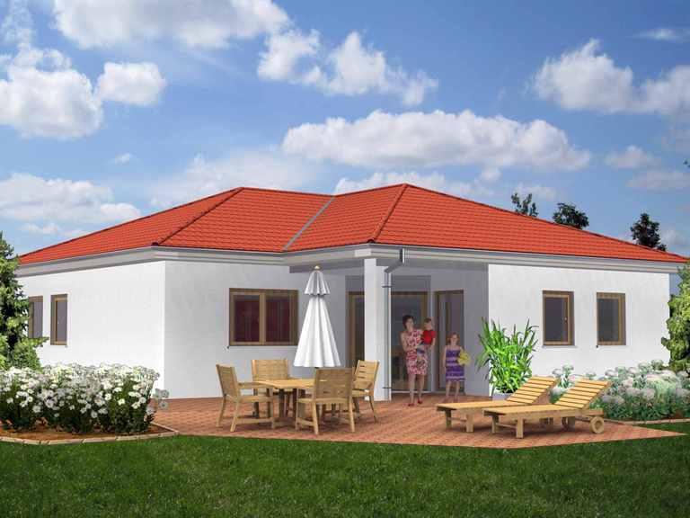 Bungalow Birlenbach 20-008 - Econ Haus