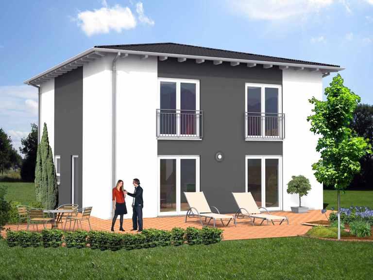 Stadtvilla Wittgert 40-004 - Econ Haus