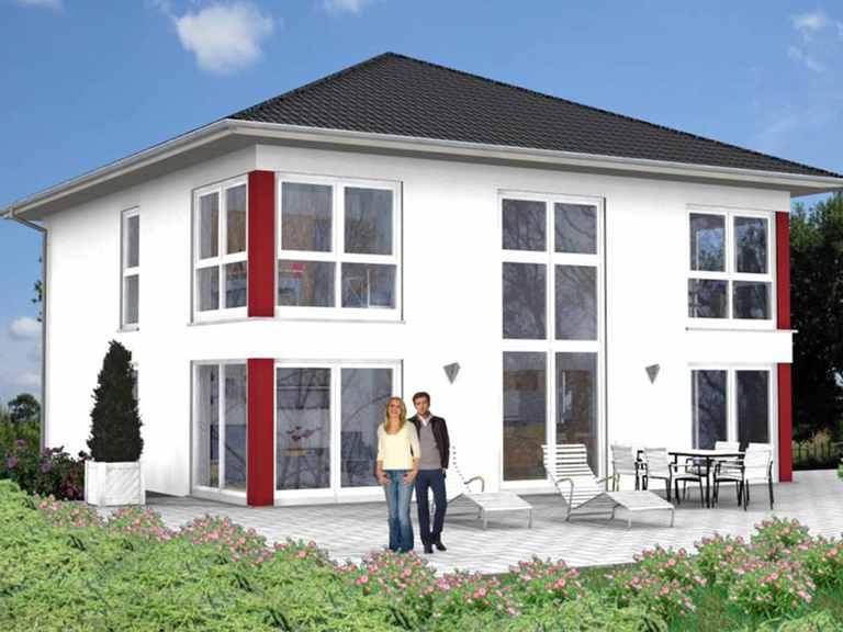 Stadtvilla Mauden 40-023 - Econ Haus