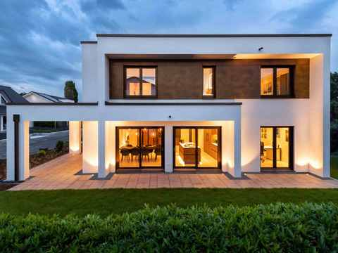 ▷ Musterhaus Victoria - RENSCH-HAUS