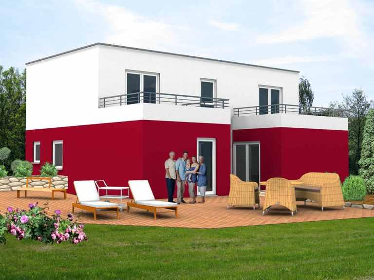 Bauhaus Oberahr 10-002 - Econ Haus