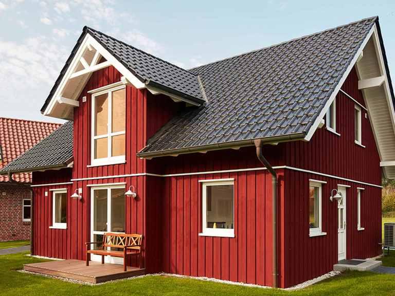 Musterhaus Lillehammer - Noah Haus