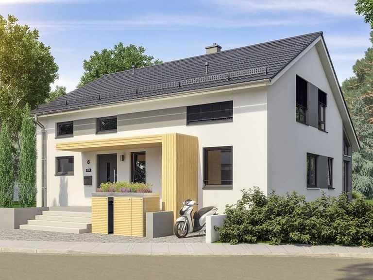 Einfamilienhaus Bad Berka - OHB-Hausbau Gruppe Thüringen