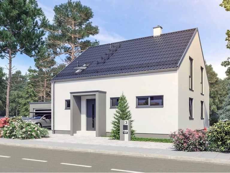 Einfamilienhaus Bad Kissingen - OHB-Hausbau Gruppe