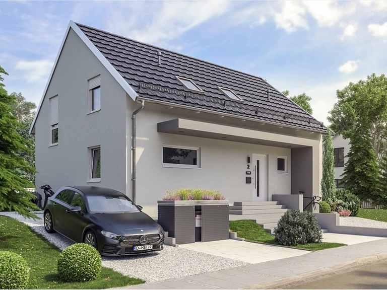 Einfamilienhaus Bad Langensalza - OHB-Hausbau Gruppe