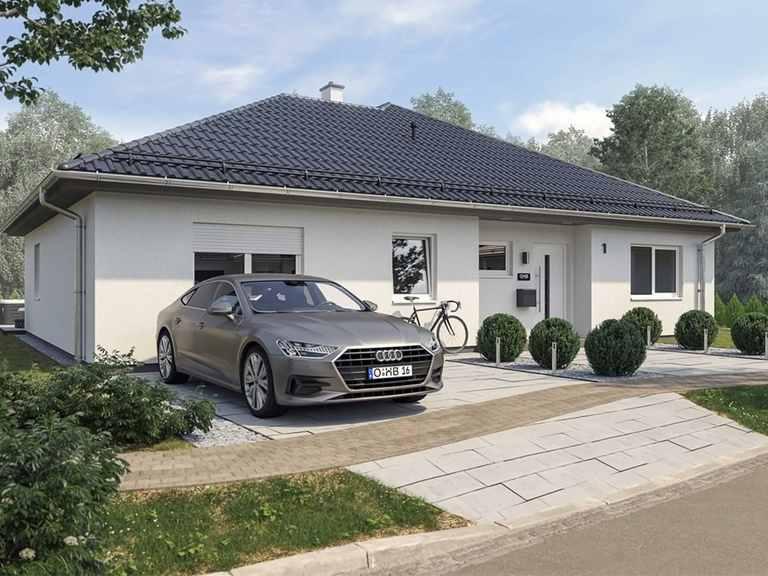 Bungalow Bad Neustadt - OHB-Hausbau Gruppe