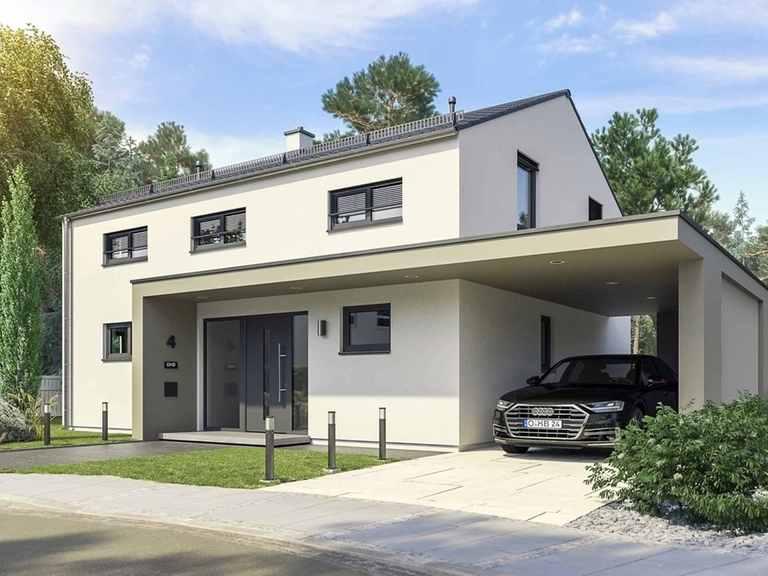 Einfamilienhaus Bad Staffelstein - OHB-Hausbau Gruppe