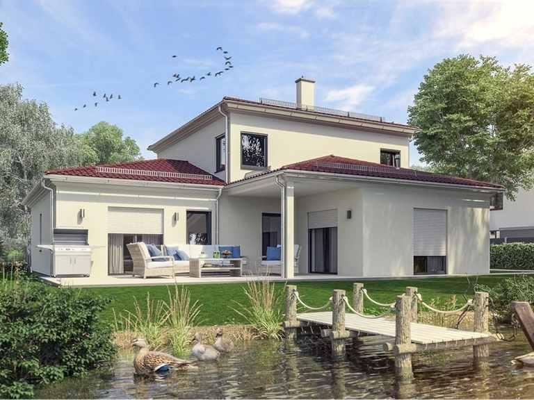 Stadtvilla Bayreuth - OHB-Hausbau Gruppe