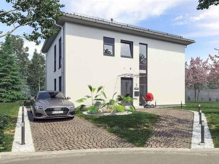Stadtvilla Eisenach - OHB-Hausbau Gruppe