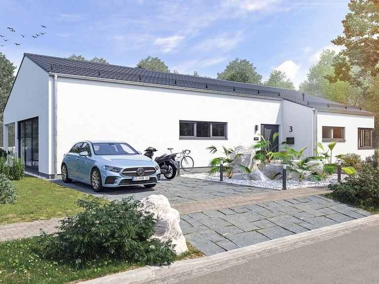 Bungalow Gera - OHB-Hausbau Gruppe