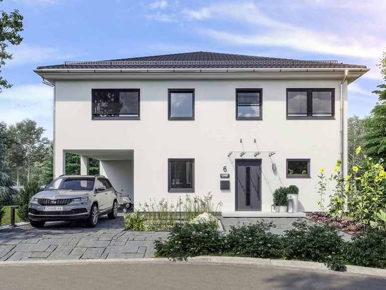 Stadtvilla Gotha - OHB-Hausbau Gruppe
