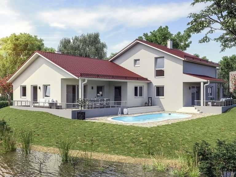 Einfamilienhaus Jena - OHB-Hausbau Gruppe
