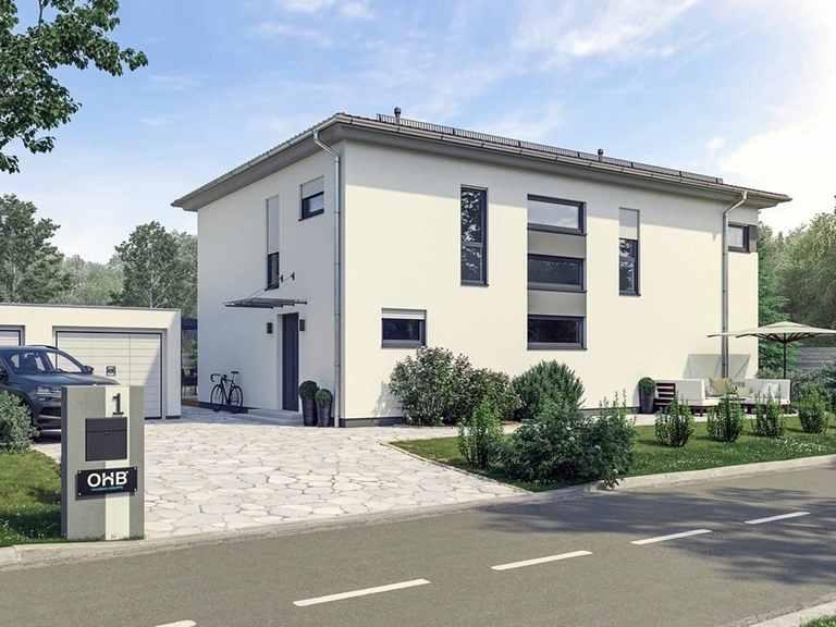 Stadtvilla Lichtenfels - OHB-Hausbau Gruppe