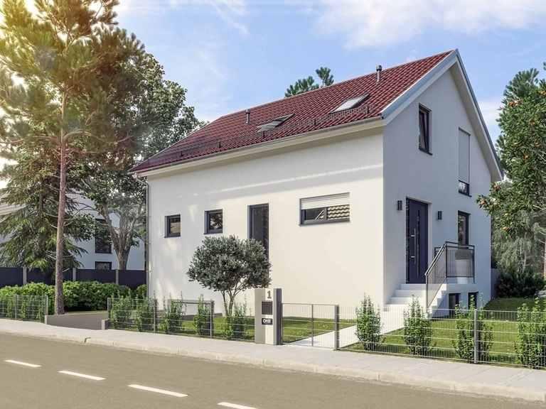 Einfamilienhaus Meiningen - OHB-Hausbau Gruppe