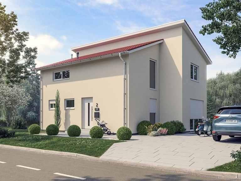 Einfamilienhaus Schweinfurt - OHB-Hausbau Gruppe